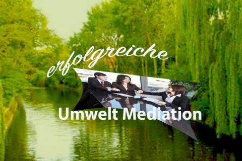 Mediation Umwelt Beispiel Landwehrkanal Berlin