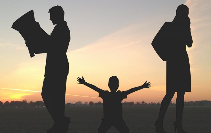 Trennung, Kinder, Mediation, Vorteil